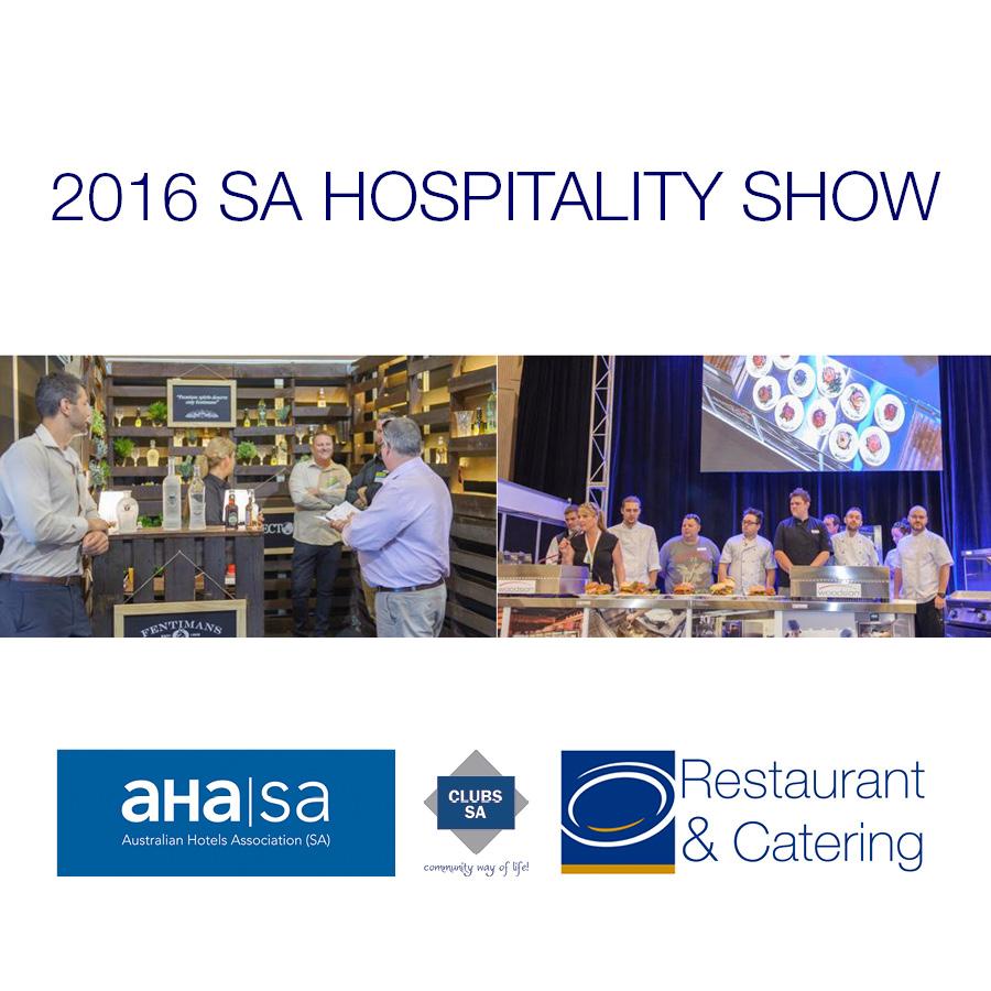 2016 SA HOSPITALITY SHOW