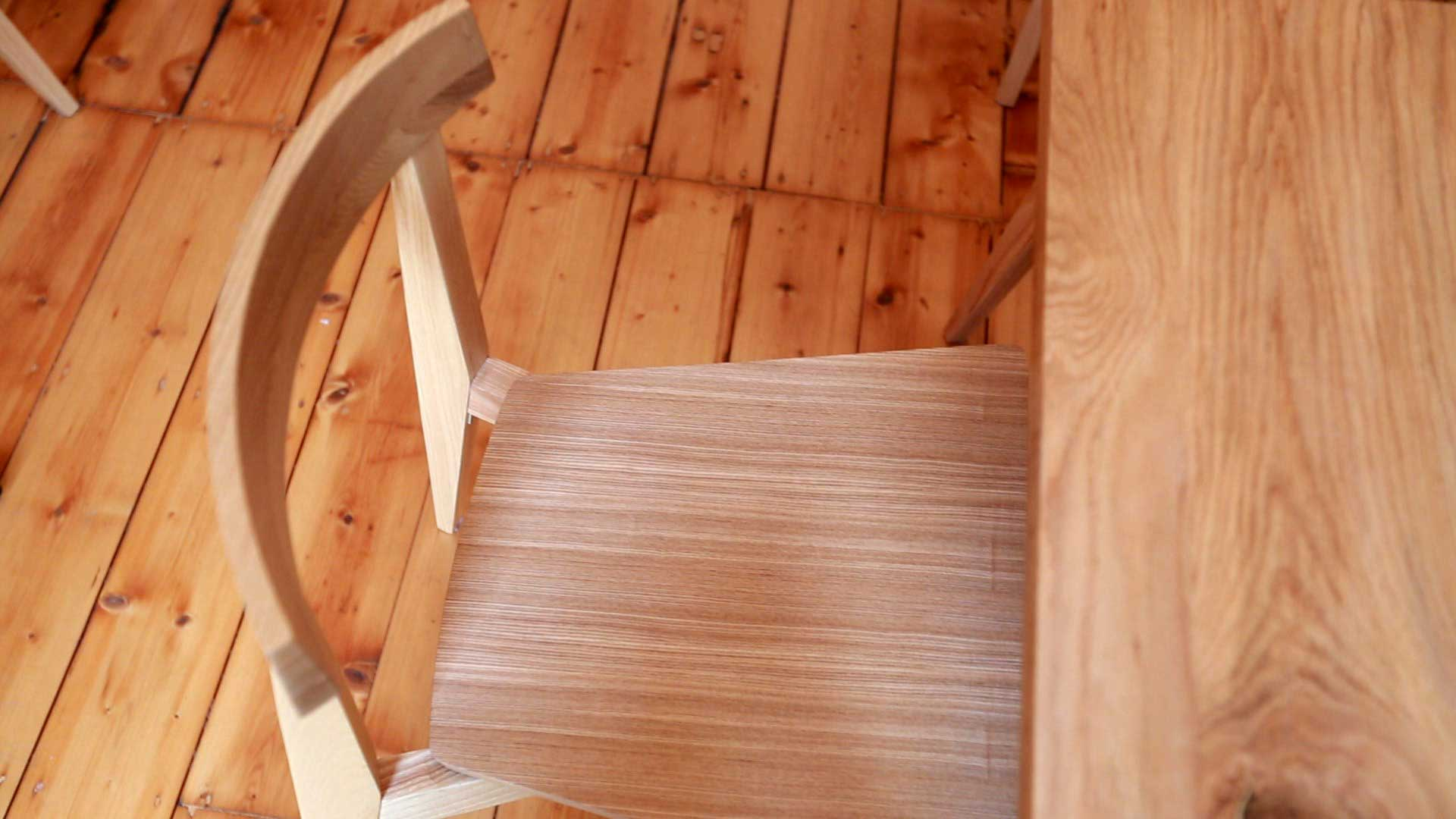 Cafe Amba - Zoltan Chair