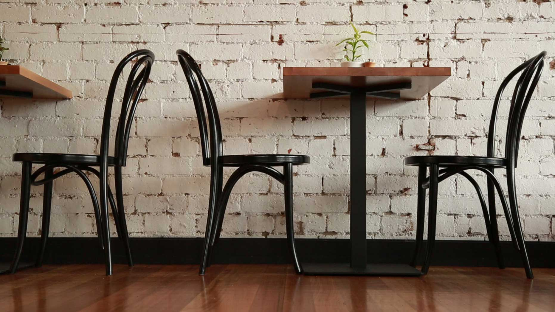 Mayday Coffee and Food - Classique Bentwood Chairs
