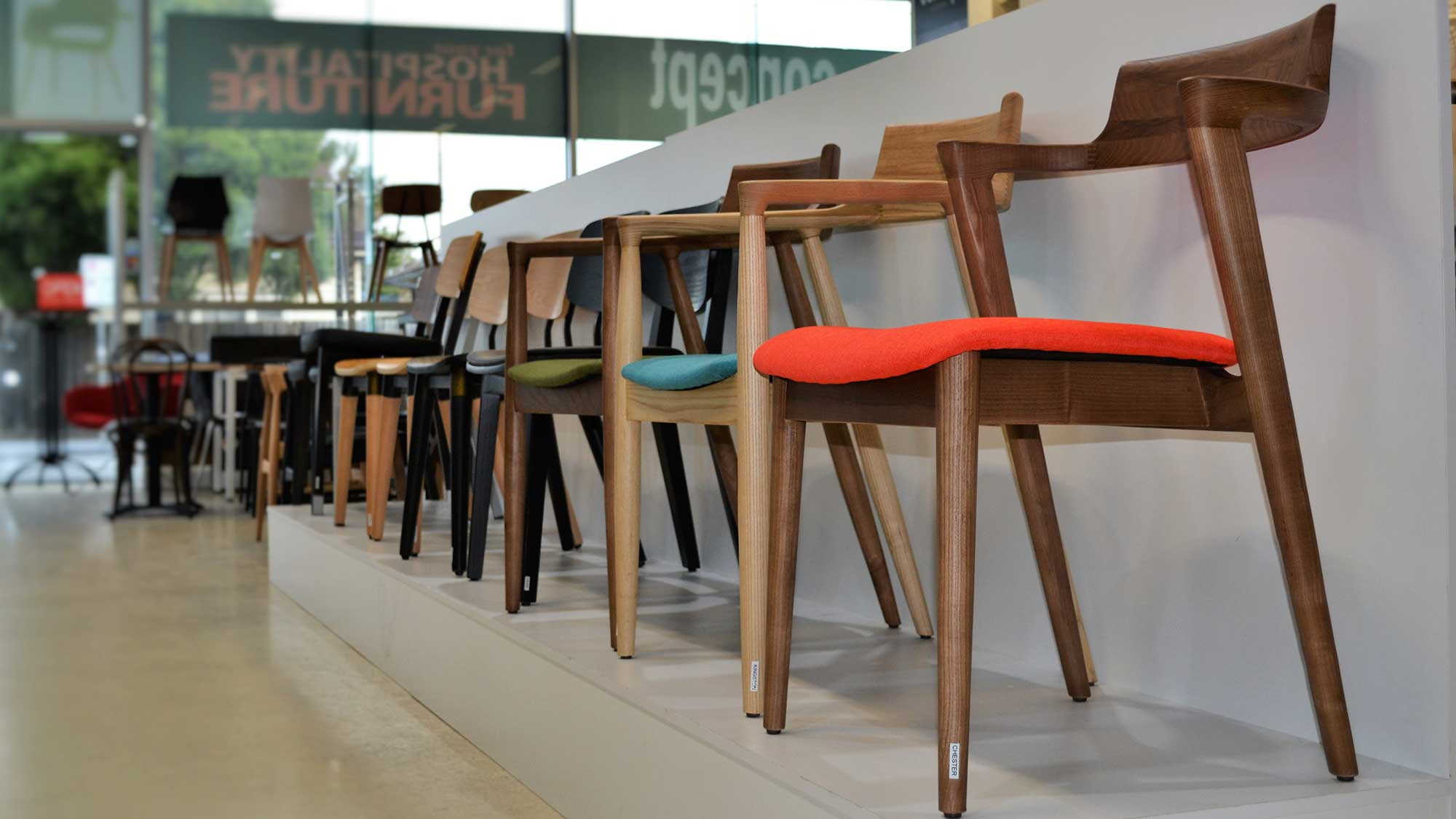Melbourne Tables and Chairs for Hospitality