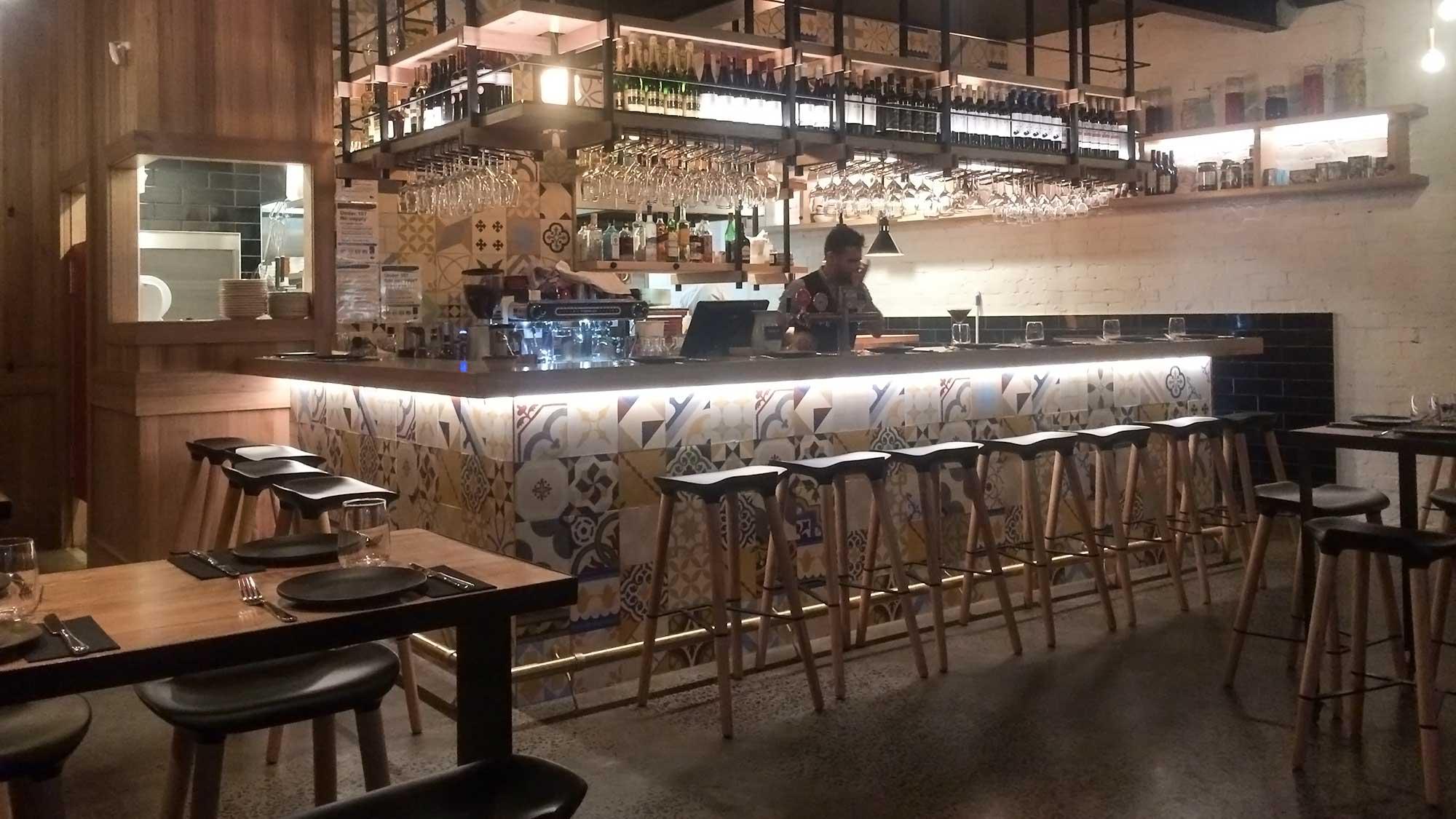 Bar Chulo - Parker Bar Stools