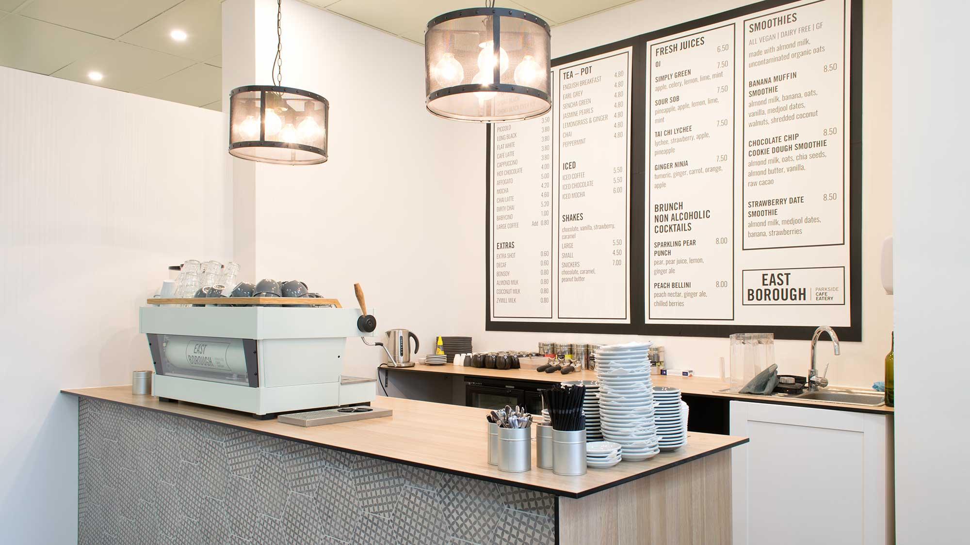East Borough Cafe