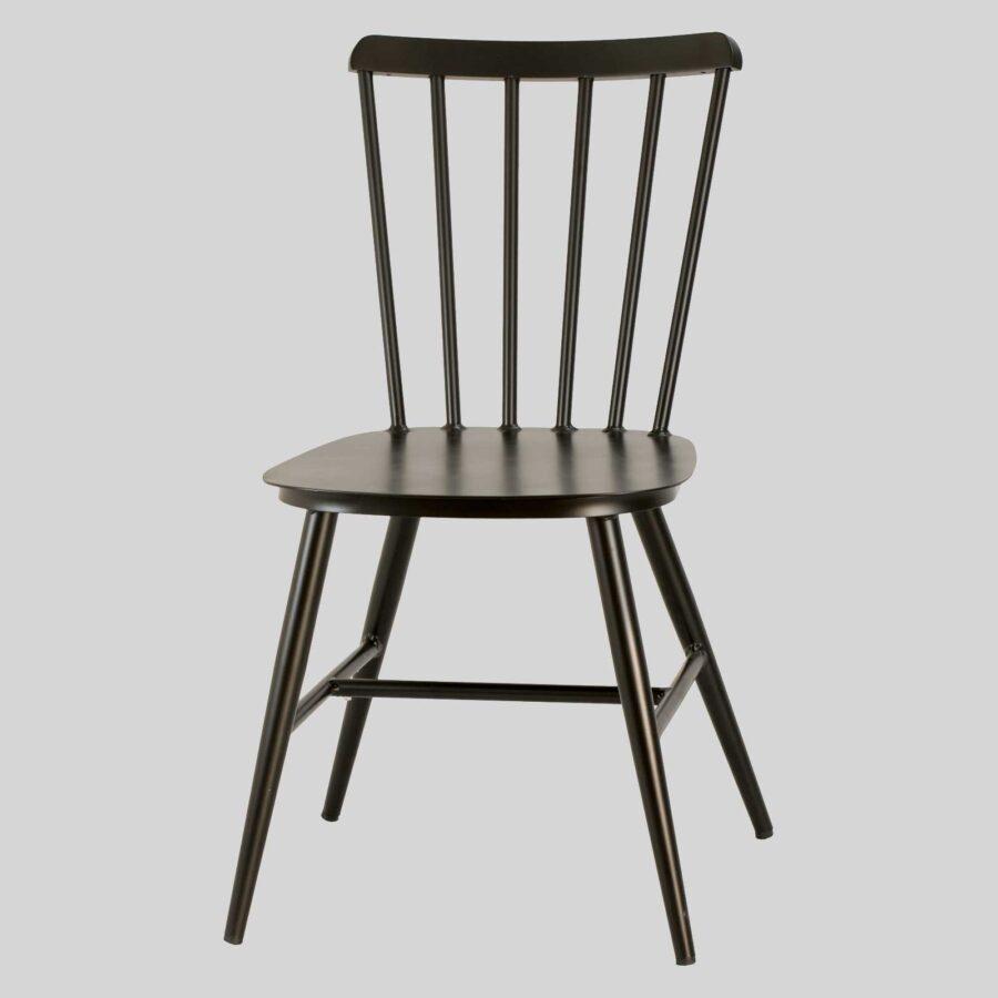 Magnolia Black Chair