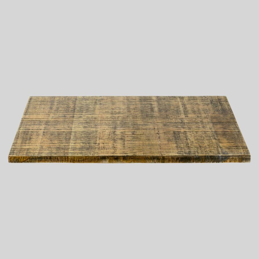 Rough-Sawn Table Top - 600x800