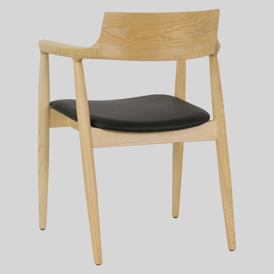 Kingston Armchair - Natural, Scandinavian design