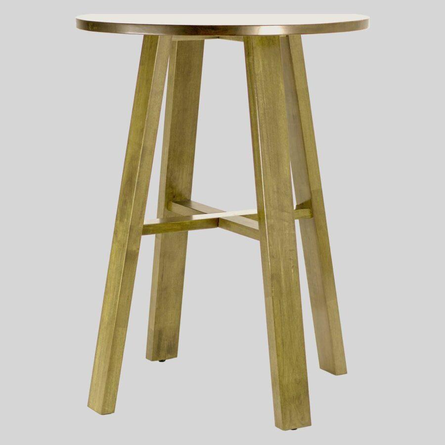 Funk Wooden Bar Table - Light Oak