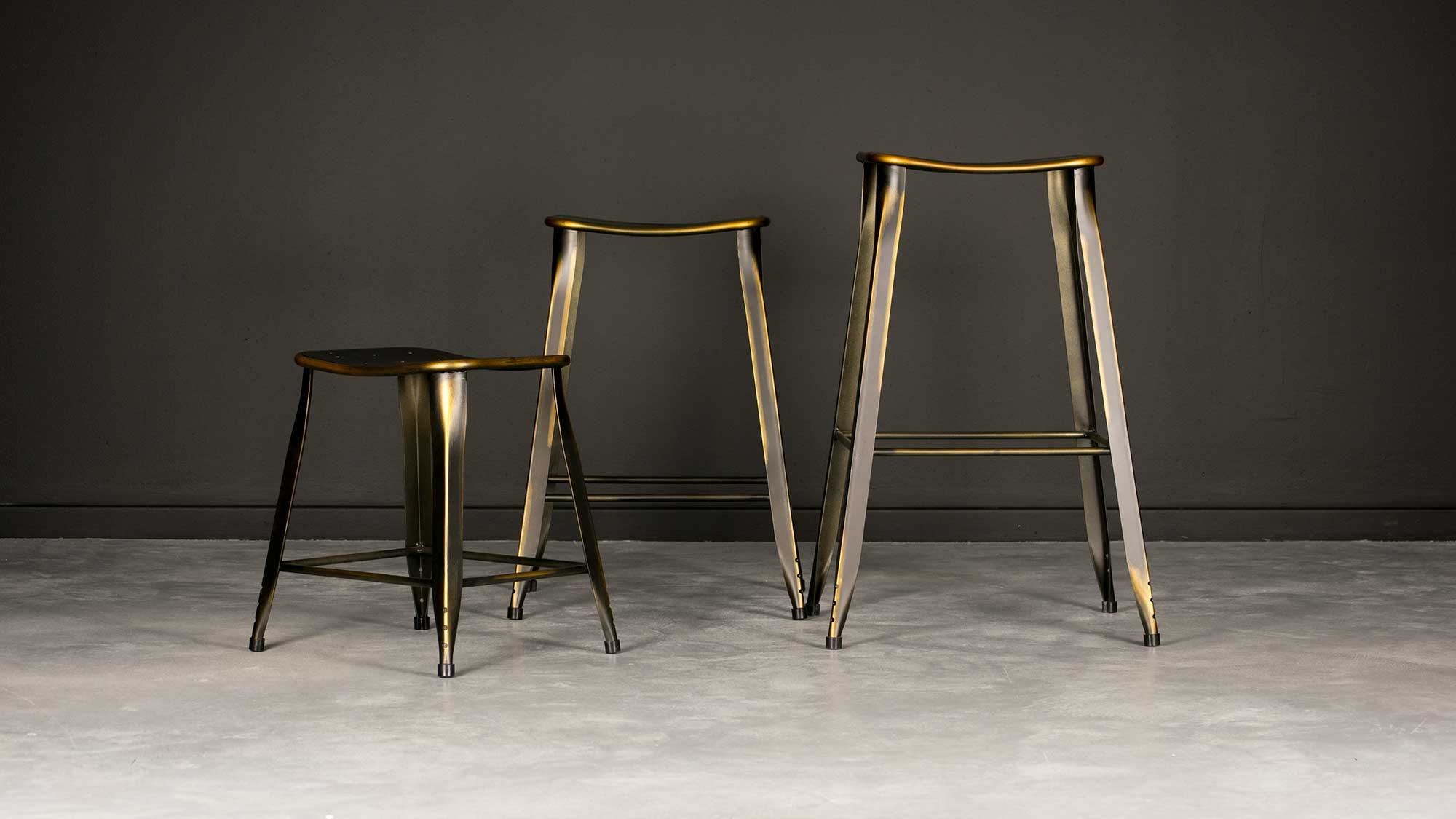 Coleman Low, Counter, and Bar Stools