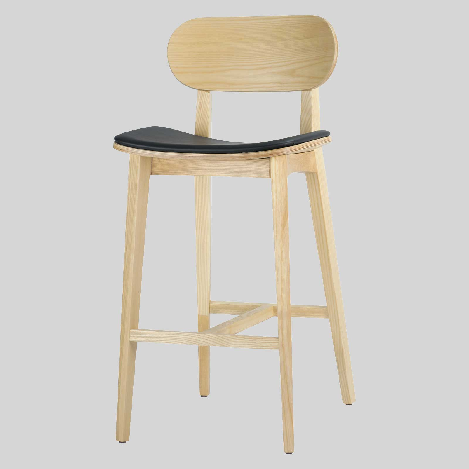 Asahi Bar Chairs - Natural