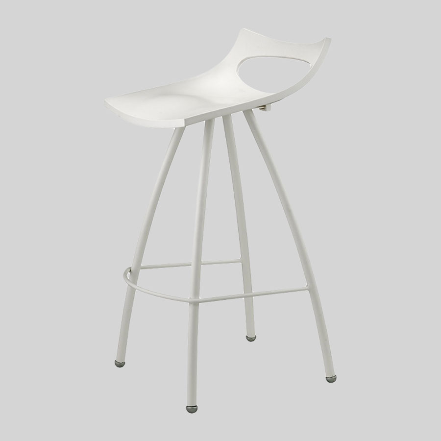 Bonito Counter Stool - White