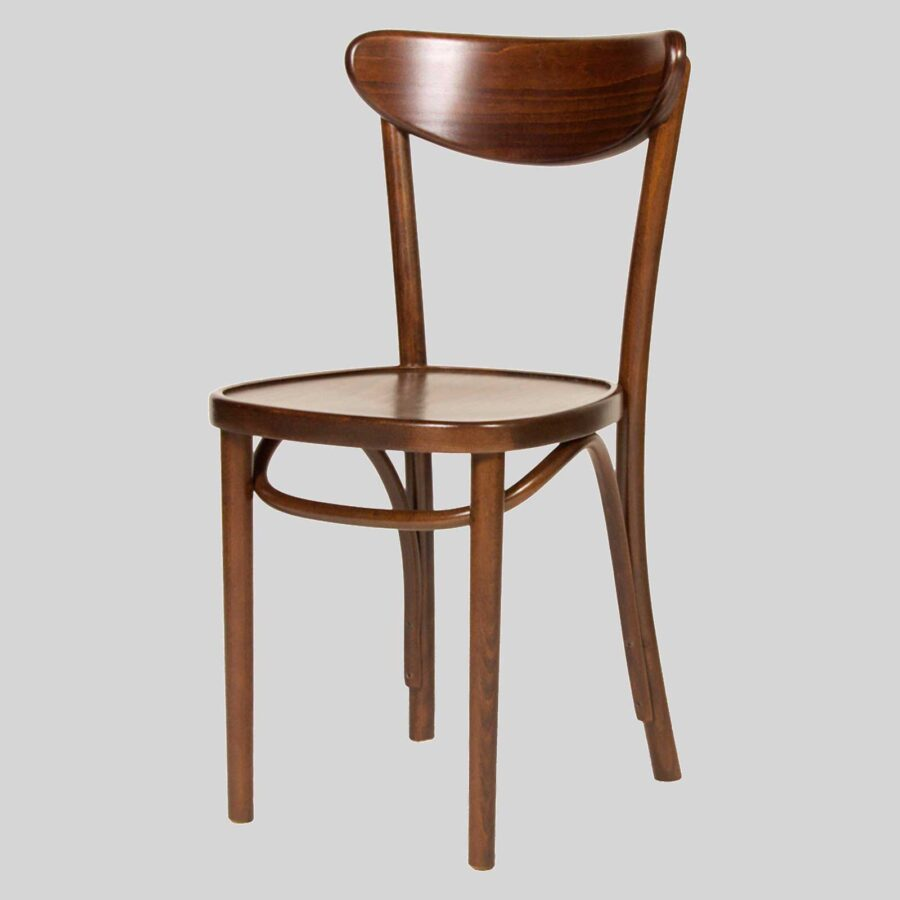 Timber Furniture: Brisbane Chair - Walnut
