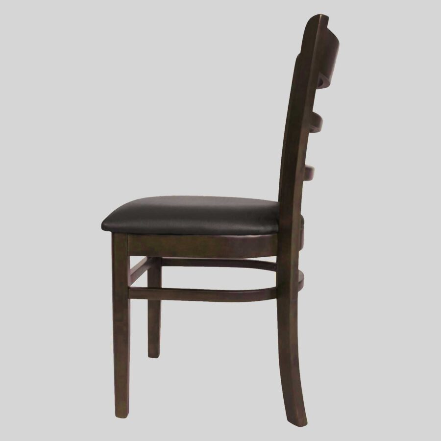 Bronson Timber Chairs - Side