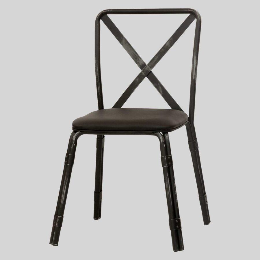 Denver Modern Industrial Chair