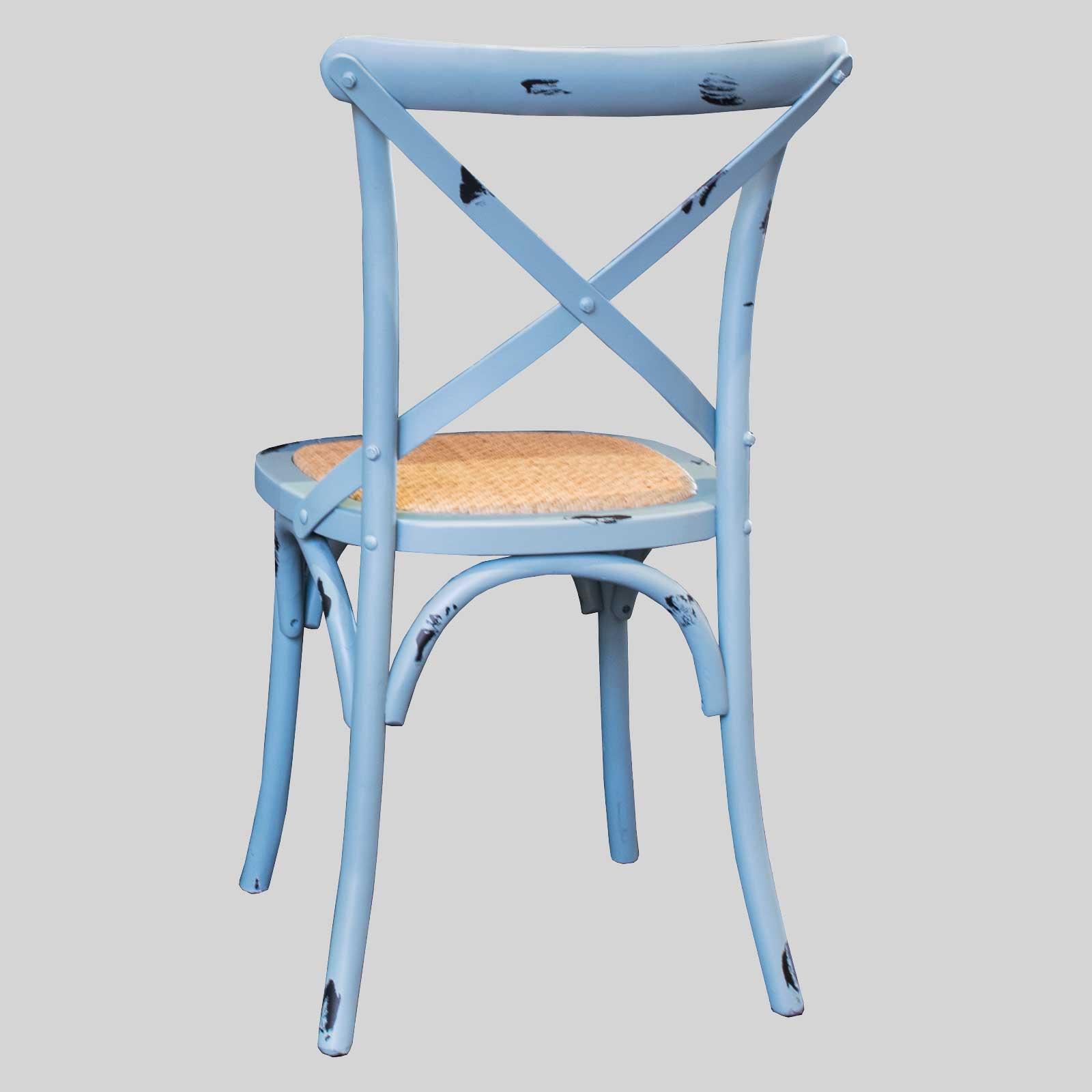 Monique Crossback Chair