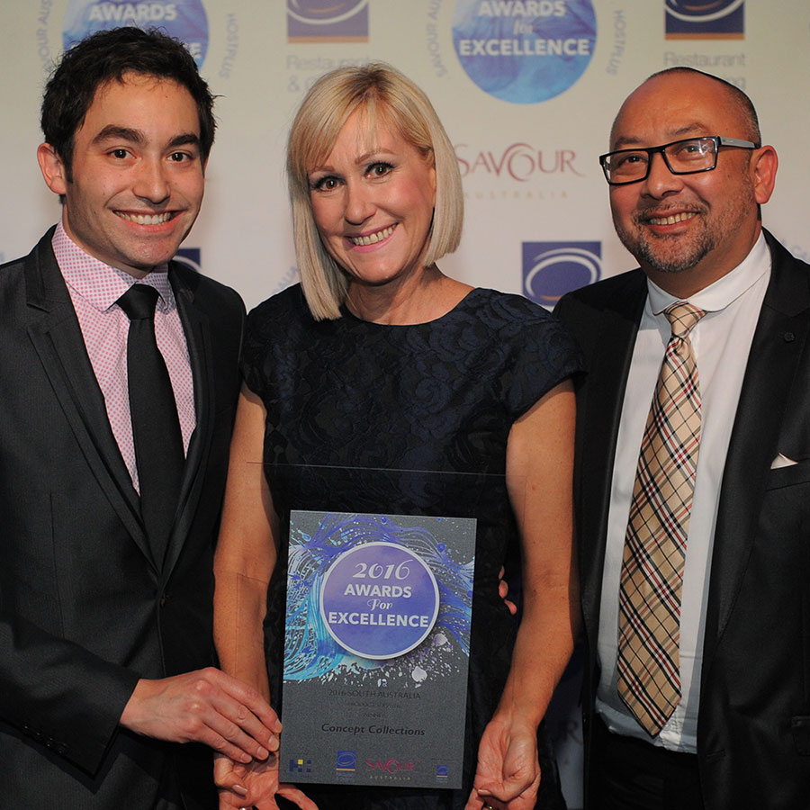 Hospitality Awards | 2016 R&CA Awards for Excellence – SA