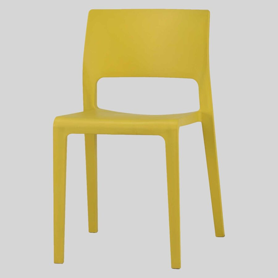Sorrento Chair - Mustard