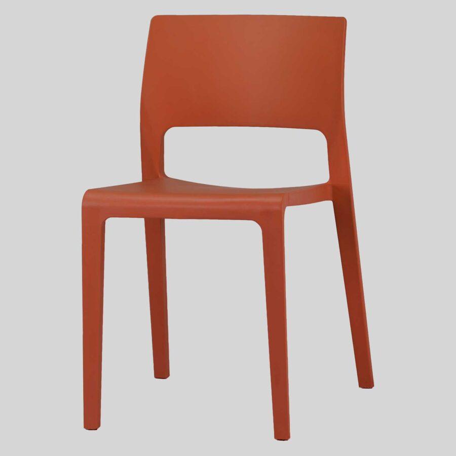 Sorrento Chair - Terra Cotta