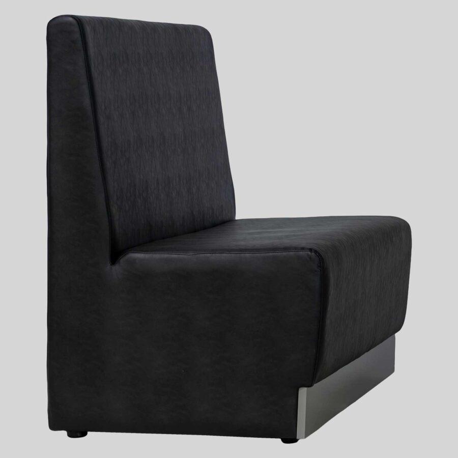 Banquet Lounge Bench Seating - Black
