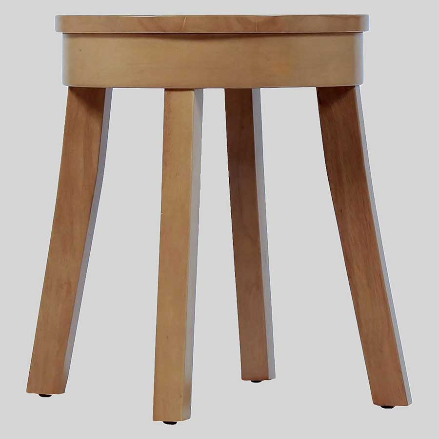 Bono Low Stool - Natural