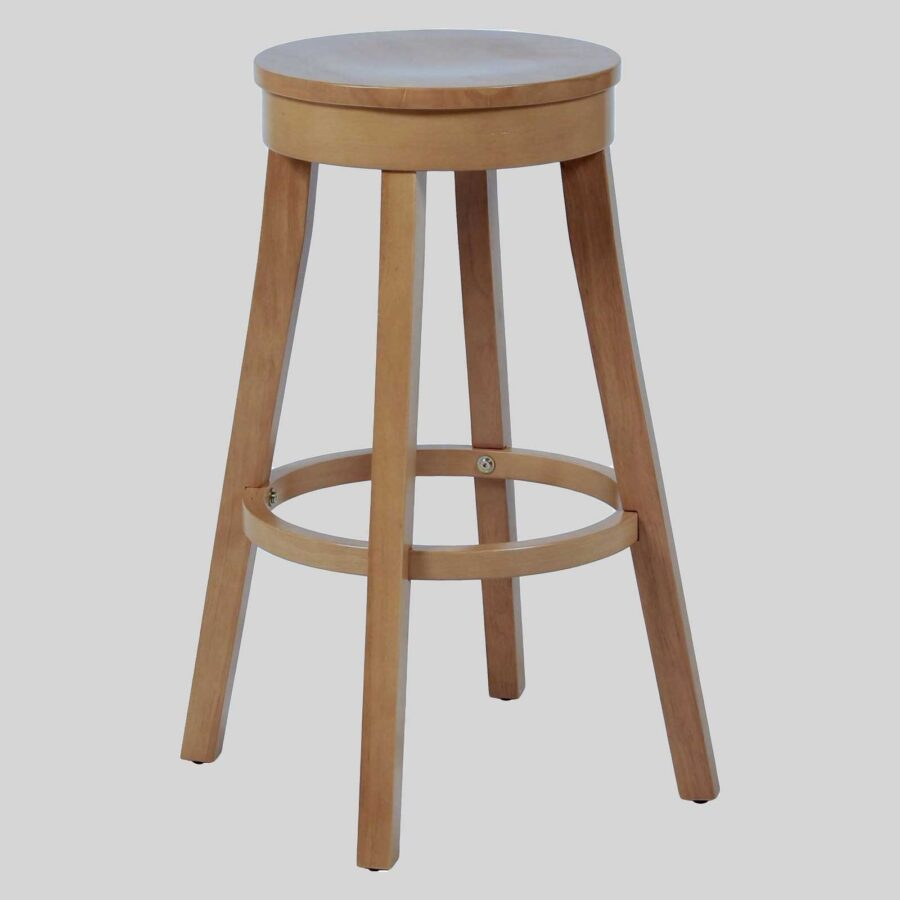 Bono Commercial Barstools - Natural