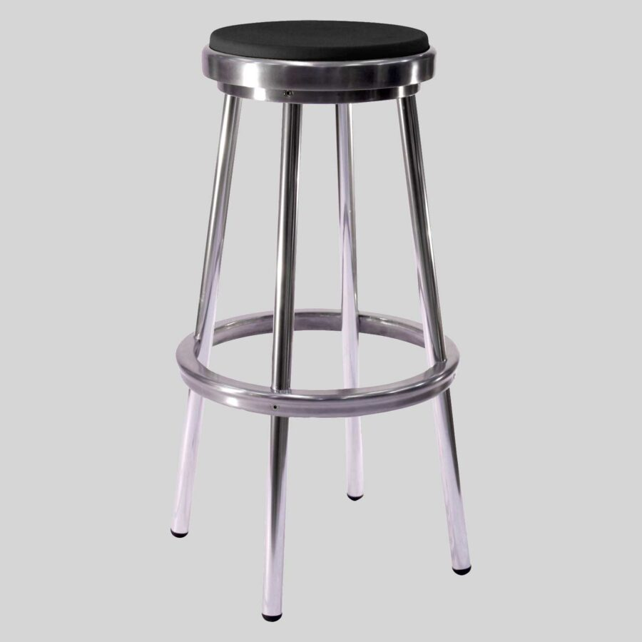 Brooklyn Stool - Black