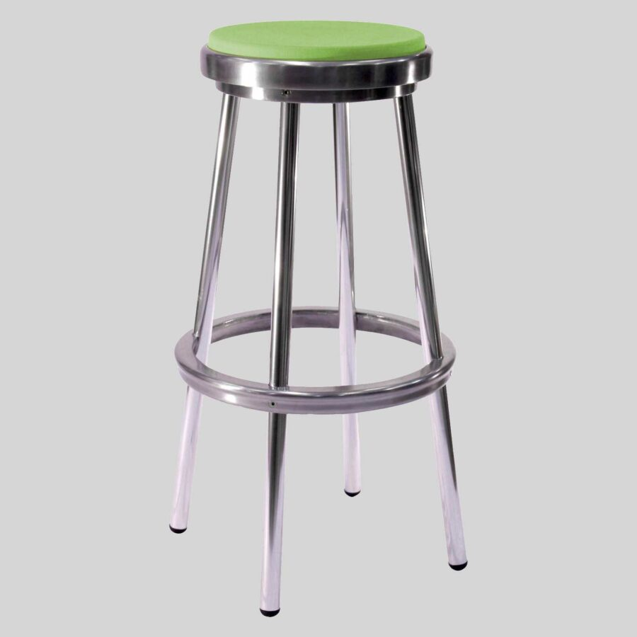 Brooklyn Stool - Green