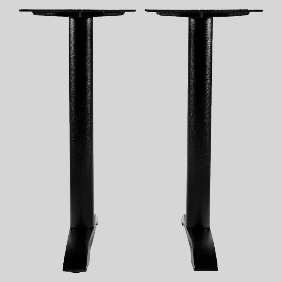 California Cast Iron Table Bases - Twin Dining