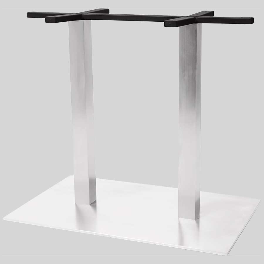 Carlton SS Square Table Base