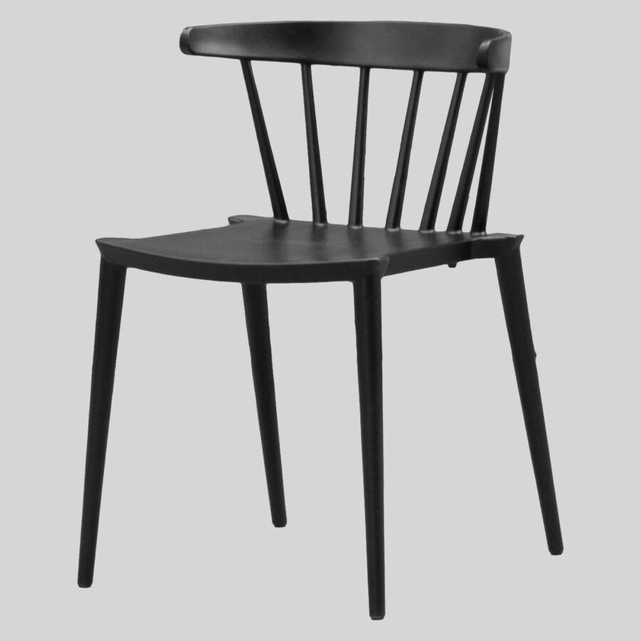 Celune Outdoor Cafe Chair - Anthracite