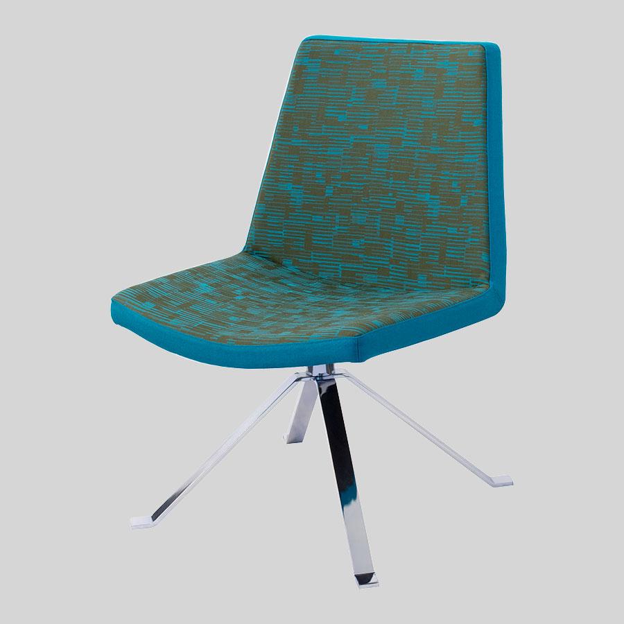Cene Lounge Chair by Konfutb