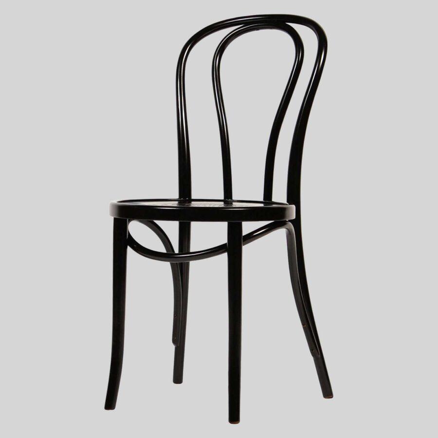 Classique Bentwood Chair - Black