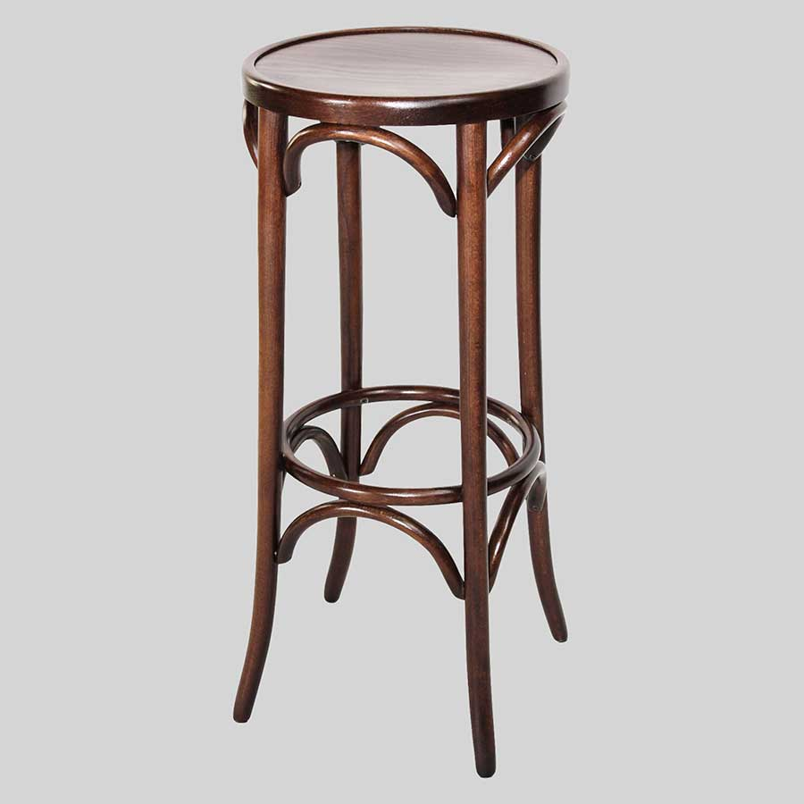 No 9739 Bentwood Bar Stool by Fameg