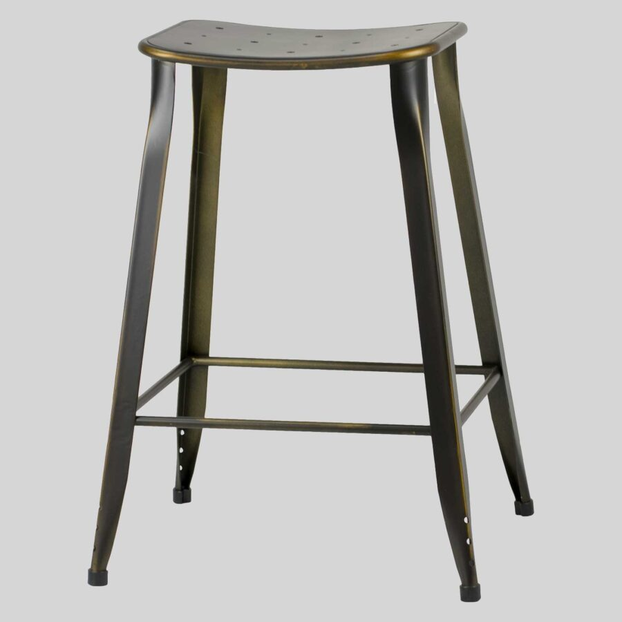 Coleman Counter Stool - Distressed Copper