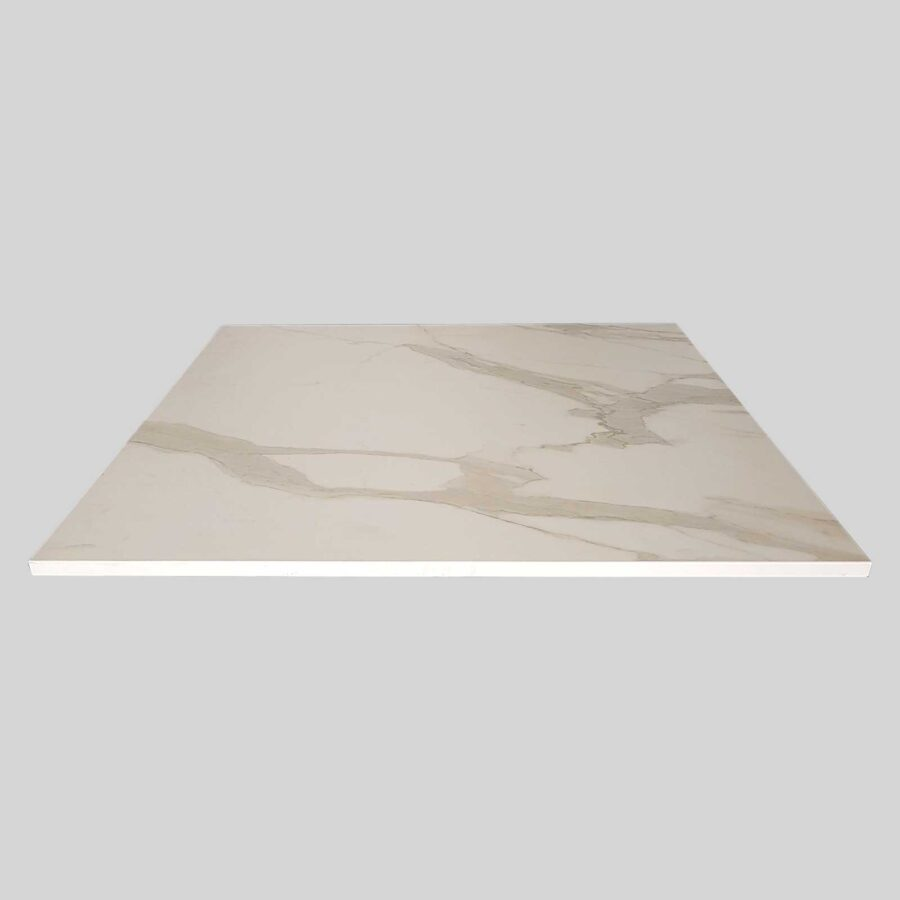 Compact Laminate Table Top - Calcutta Doro