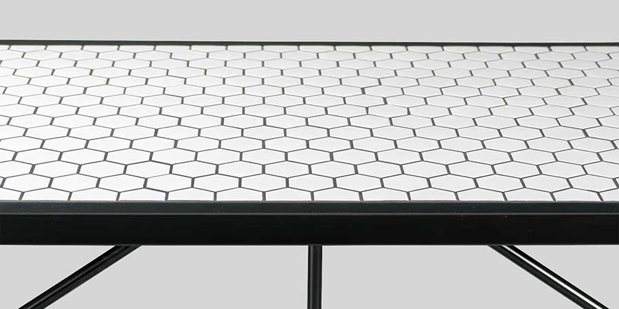 Tiled Bar Table