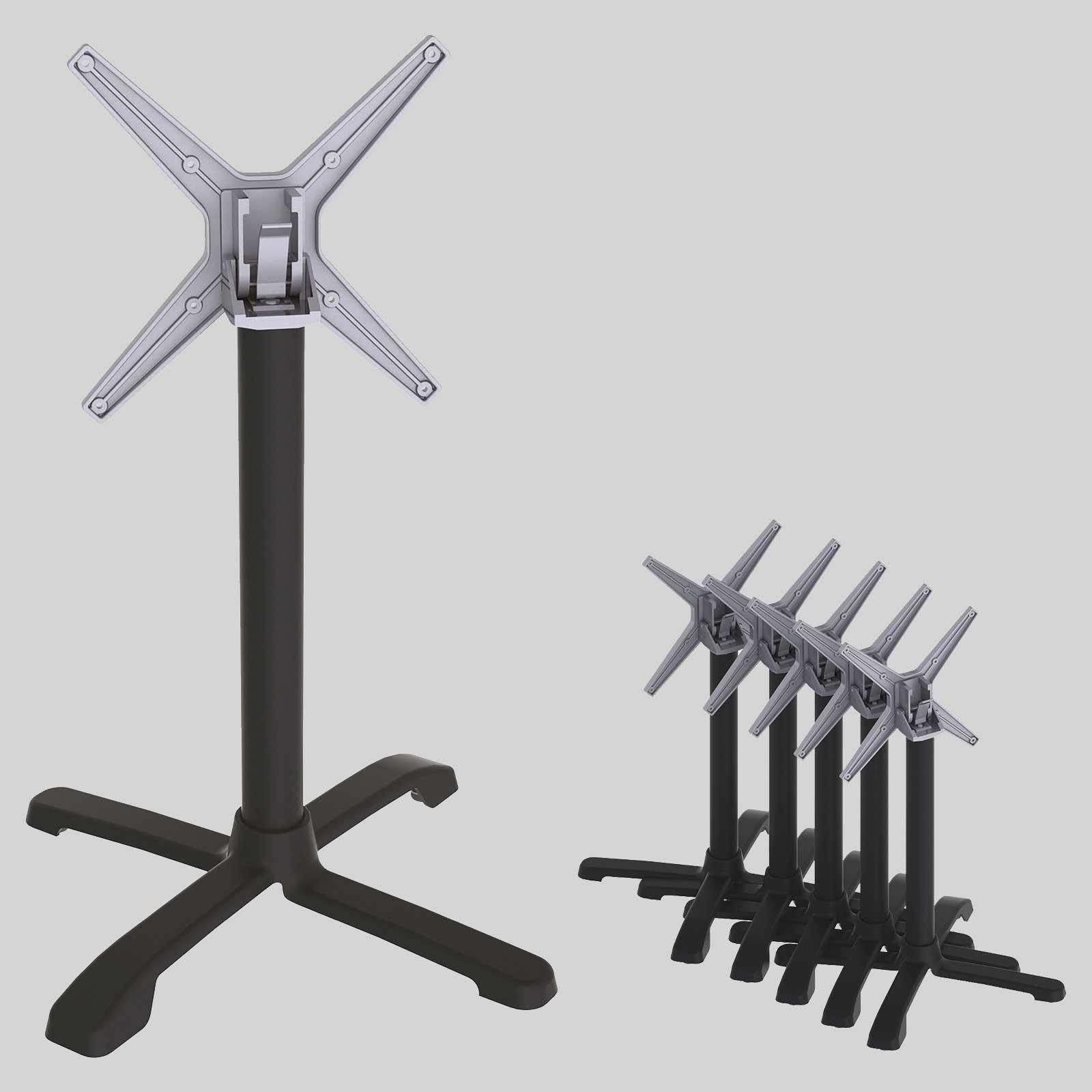 a7965b56395 FLAT SX 26 Auto Adjust Table Base - Black