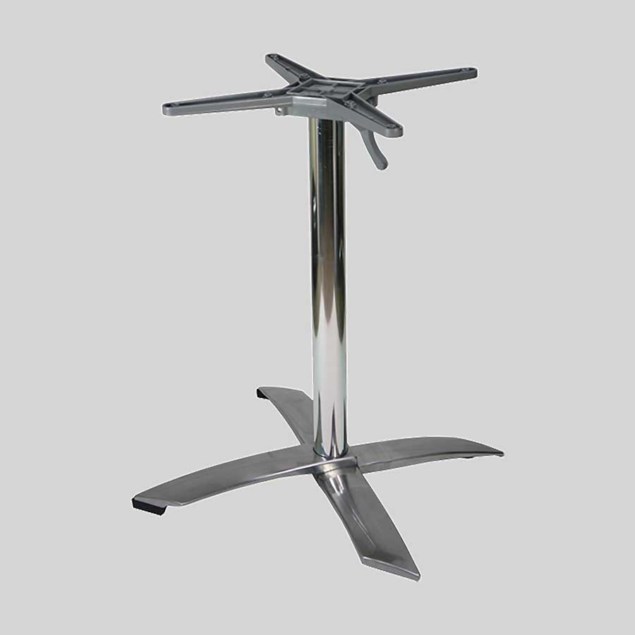Folding V Table Base
