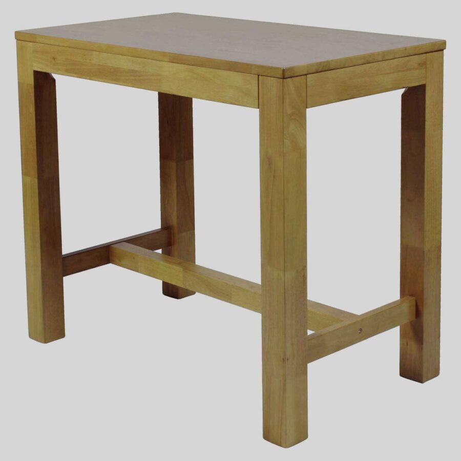 Funk 1200 commercial bar tables - Light Oak