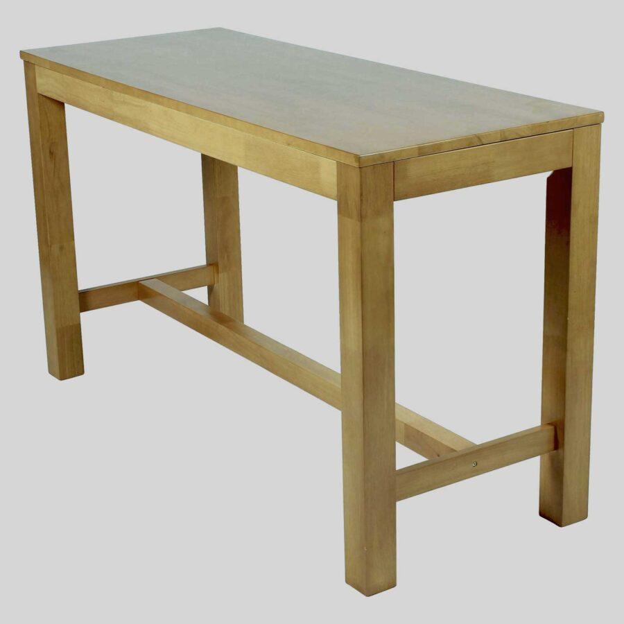 Funk 1800 commercial bar tables - Light Oak