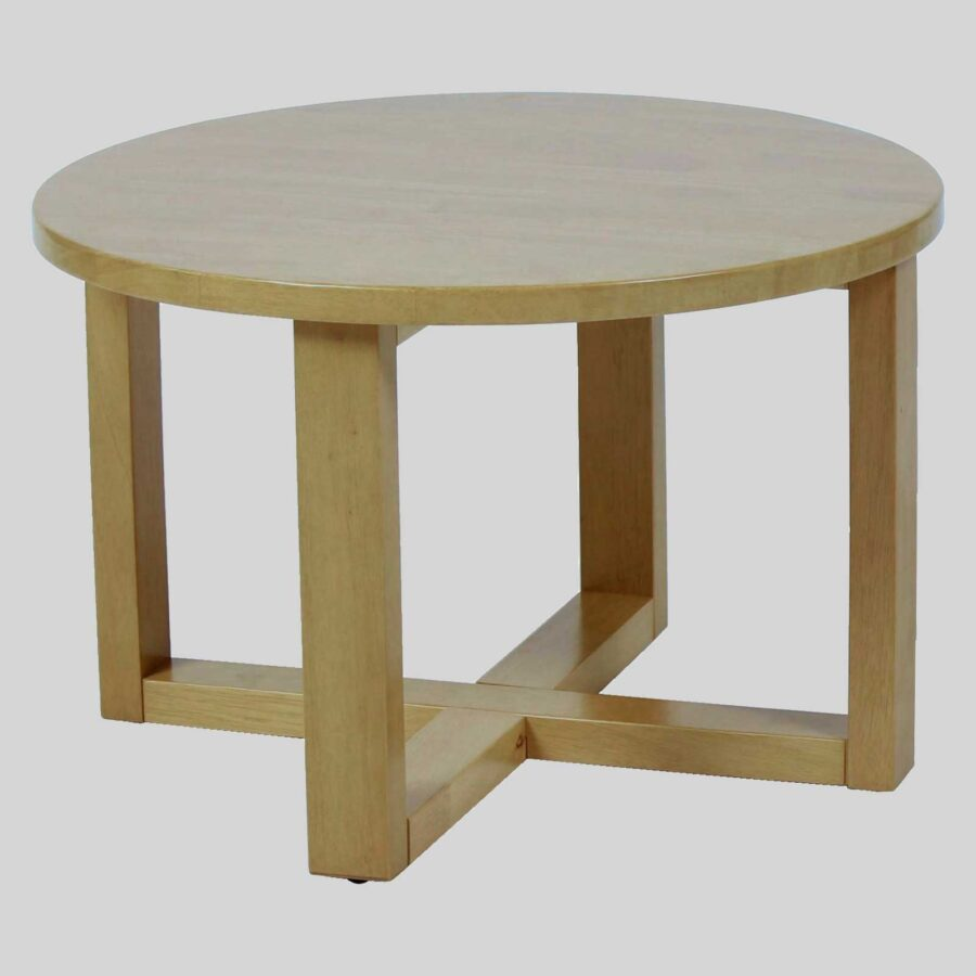Funk Coffee Tables for Restaurants - Light Oak