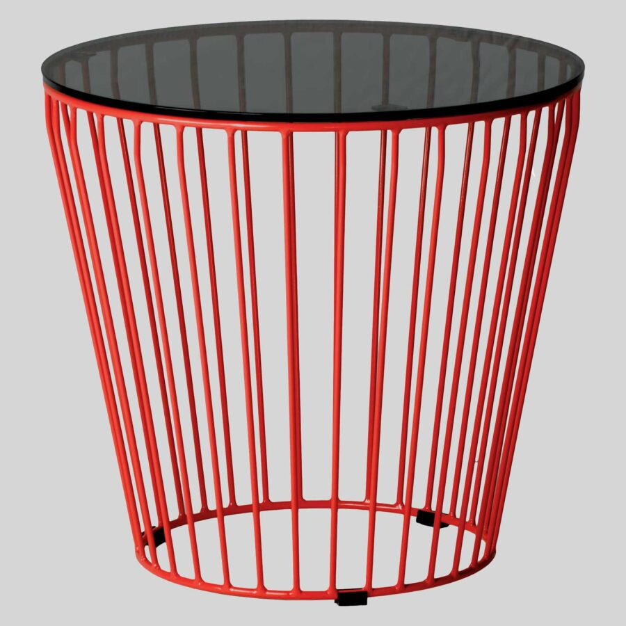 Gauge Commercial Coffee Tables - Red