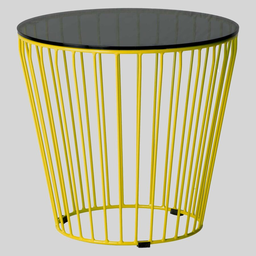 Gauge Commercial Coffee Tables - Yellow