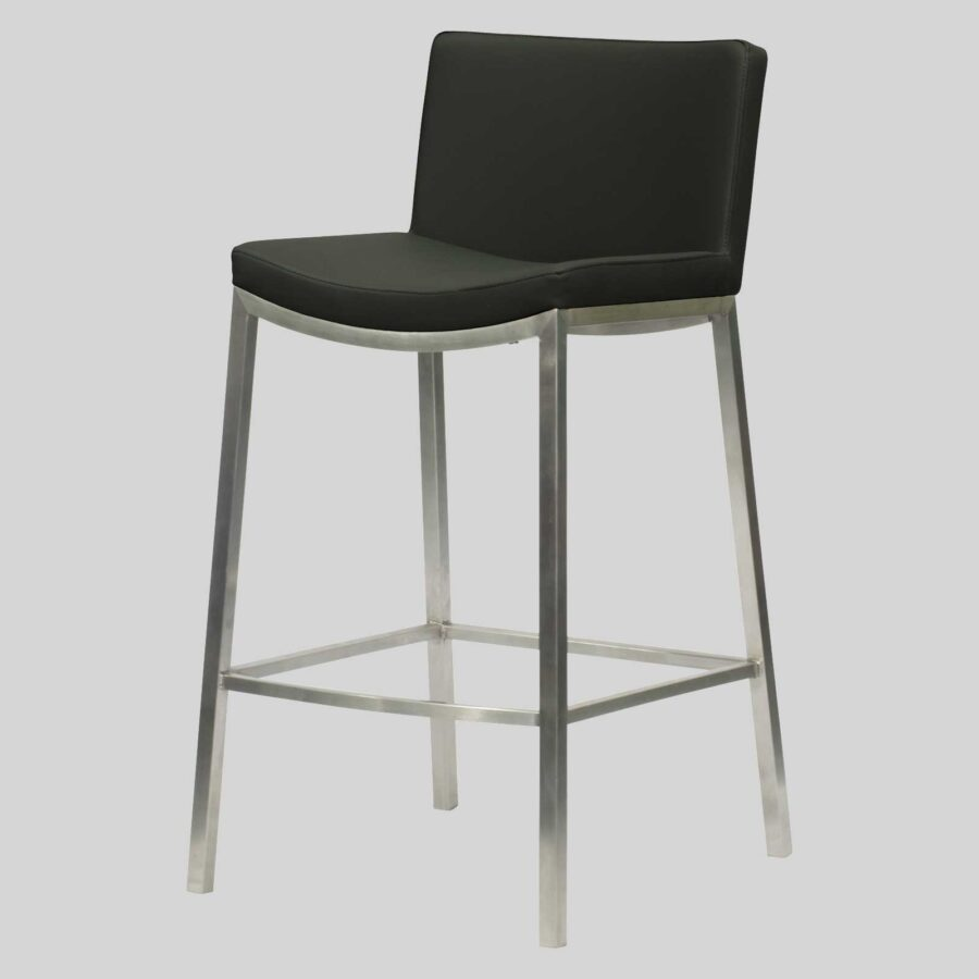 James Counter Stool - Black