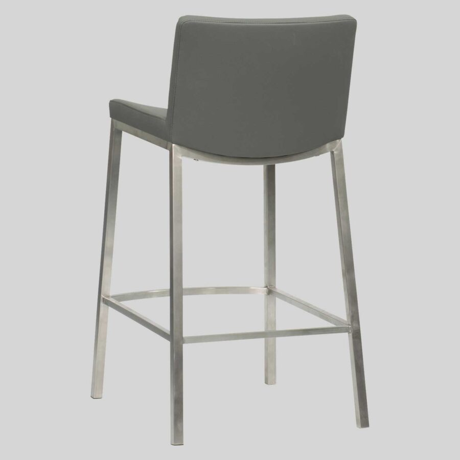 James Counter Stool - Grey