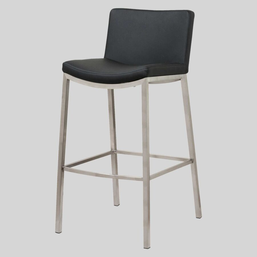 James Bar Stool - Black