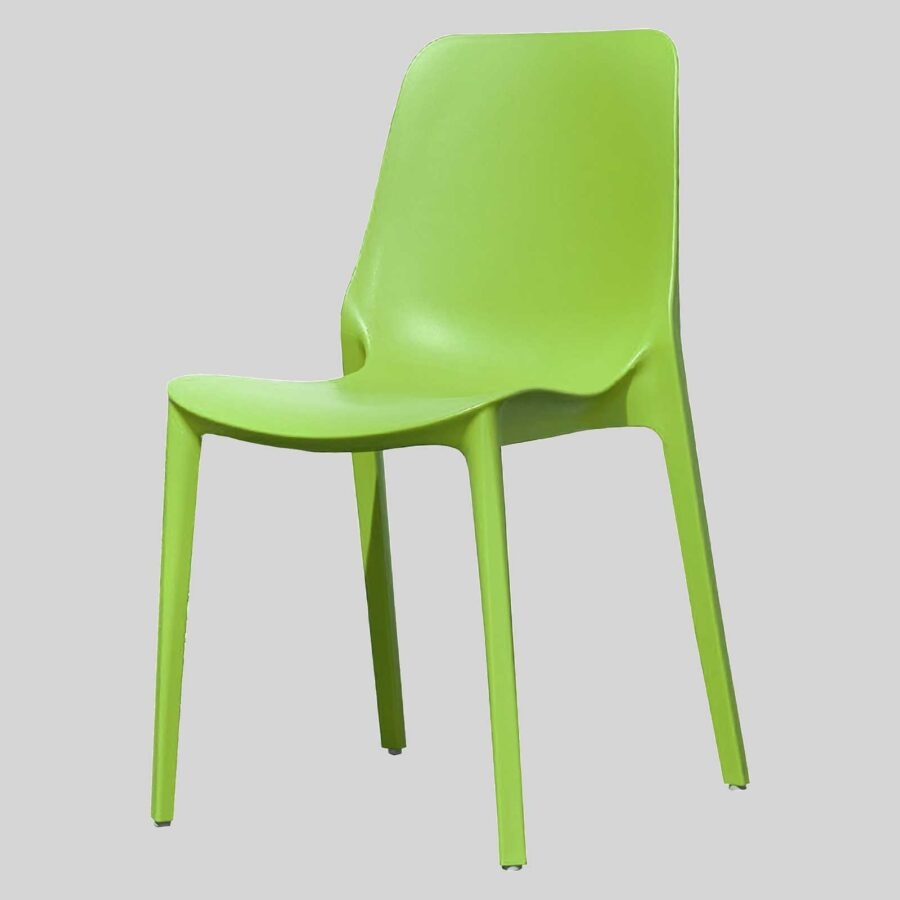 Jennifer cafe dining chairs - Green