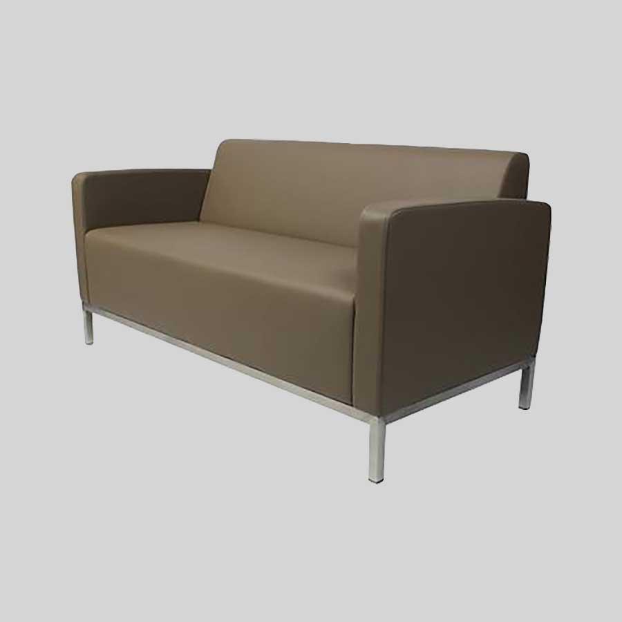 Kube Double Lounge - Taupe