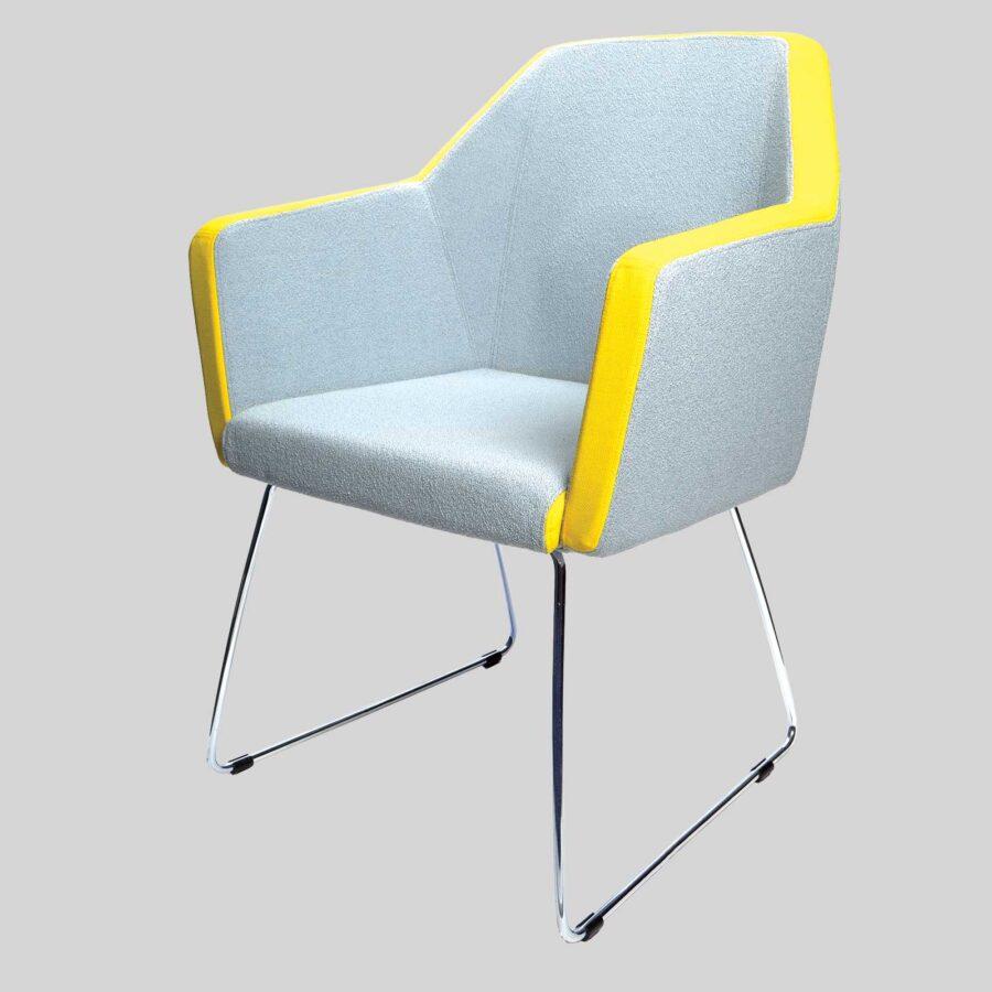Lane Chair - Sled