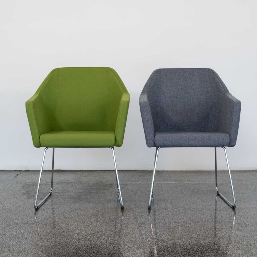 Lane Chairs - Sled Base