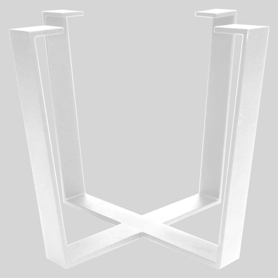 Lila Dining Table Base - White