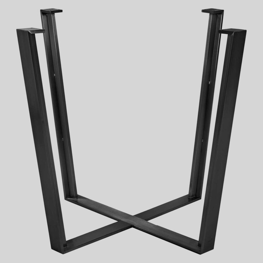 Lila Dining Table Base - Black